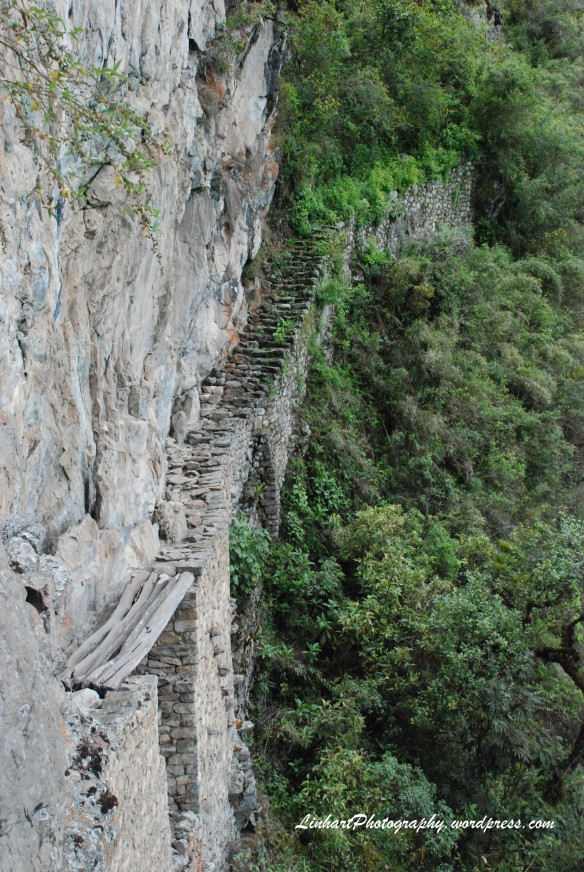 Machu Picchu-Inca Bridge
