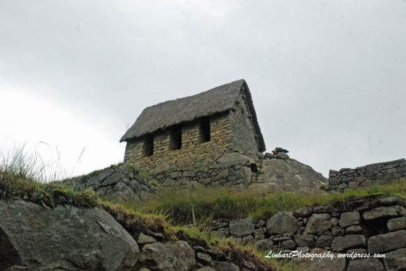 Machu Picchu-Guardhouse