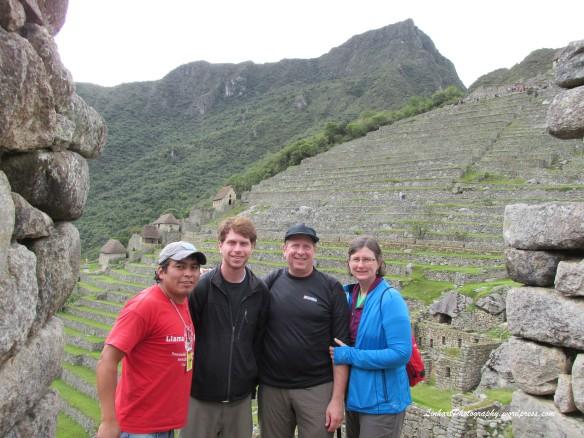 Machu Picchu-Hever