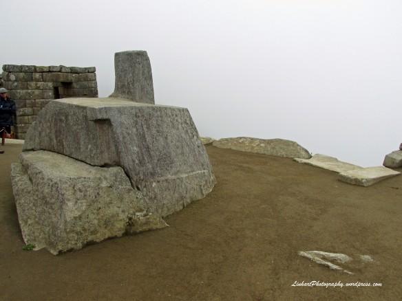 Machu Picchu-Sundial