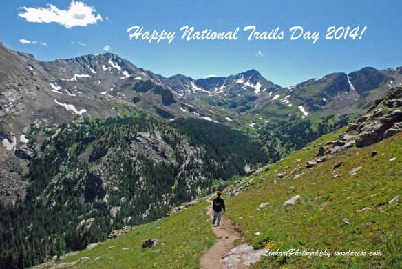 Celebrate National Trails Day today!